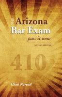 The Arizona Bar Exam