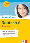 KomplettTrainer Deutsch Gymnasium