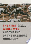 The First World War and the End of the Habsburg Monarchy  1914 1918