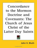 Concordance to the Mormon Doctrine and Covenants