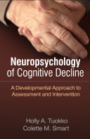 Neuropsychology of Cognitive Decline
