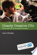 Clearly Creative CVs