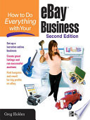 How to Do Everything with Your eBay Business  Second Edition