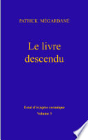 illustration Le livre descendu