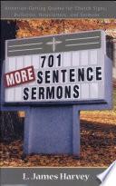701 More Sentence Sermons