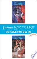 Harlequin Nocturne October 2016 Box Set