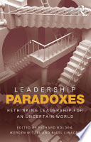 Leadership Paradoxes
