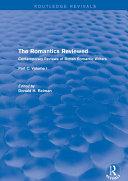 The Romantics Reviewed Book
