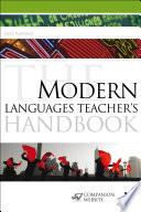 The Modern Languages Teacher s Handbook
