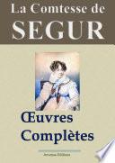 La comtesse de S  gur   Oeuvres compl  tes illustr  es     31 titres