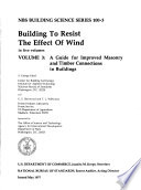 A Guide For Improved Masonry And Timber Connections In Buildings