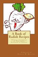 A Book of Radish Recipes Book PDF