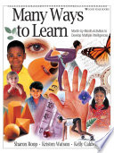 Many Ways to Learn Theory Of Multiple Intelligences The Monthly Themes