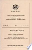 Treaty Series 2310 I 41188 41204