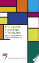 Inteligencia emocional y educaci  n