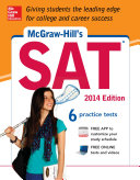 McGraw Hill s SAT with CD ROM  2013 Edition