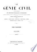 Genie Civil