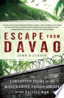 Escape from Davao Book PDF