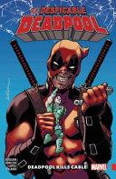 Despicable Deadpool Vol. 1 : a hero-deadpool is a wanted...
