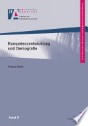 Kompetenzentwicklung und Demografie