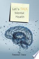let s talk mental health