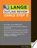 Lange Outline Review  USMLE Step 3  Fifth Edition