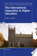The International Imperative in Higher Education