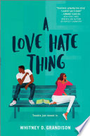 A Love Hate Thing Book PDF