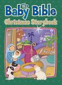 The Baby Bible Christmas Storybook