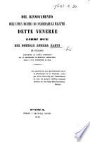 Del Rinnovamento Dell Antica Maniera Di Considerare Le Malattie Dette Veneree Libri Due