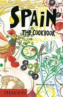 Spain  The Cookbook