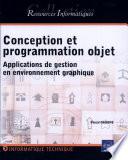 Conception et programmation objet