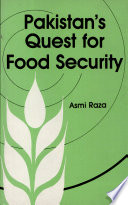 Pakistan s Quest for Food Security