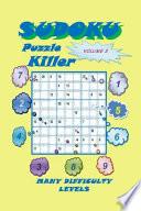 Killer Sudoku Puzzle, Volume 3