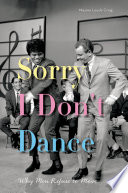 Sorry I Don T Dance