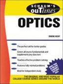 Schaum s Outline of Optics