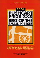 The Pushcart Prize XXX