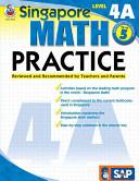 Singapore Math Practice  Level 4A Grade 5