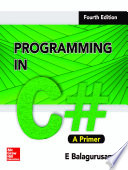 Programming in C   A Primer