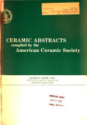 Best Ceramic Abstracts