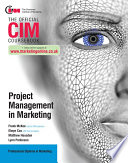 CIM Coursebook  Project Management in Marketing