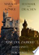 Der Ring der Zauberei B  ndel  Band 2 und 3