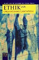Ethik der Organtransplantation