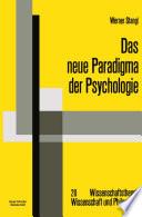 Das neue Paradigma der Psychologie