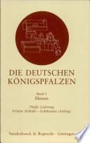Die Deutschen Konigspfalzen  Lieferung 1 5