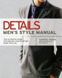 Details Men s Style Manual