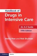Handbook of Drugs in Intensive Care