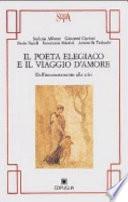 Il poeta elegiaco e il viaggio d amore