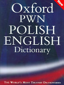 Oxford PWN Polish English English Polish Dictionary
