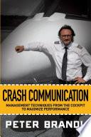 Crash Communication